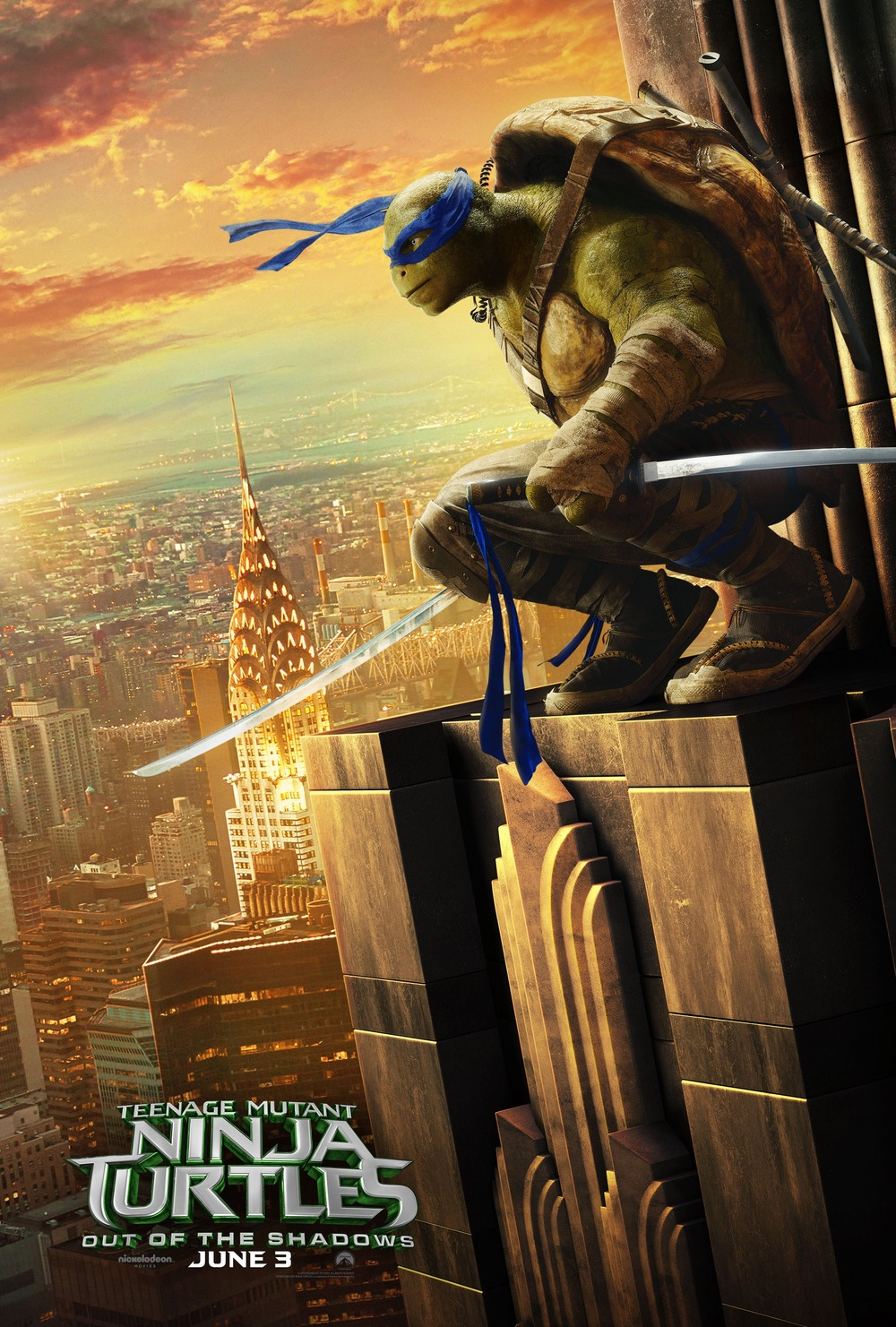 ... Release Date For TEENAGE MUTANT NINJA TURTLES: OUT OF THE SHADOWS