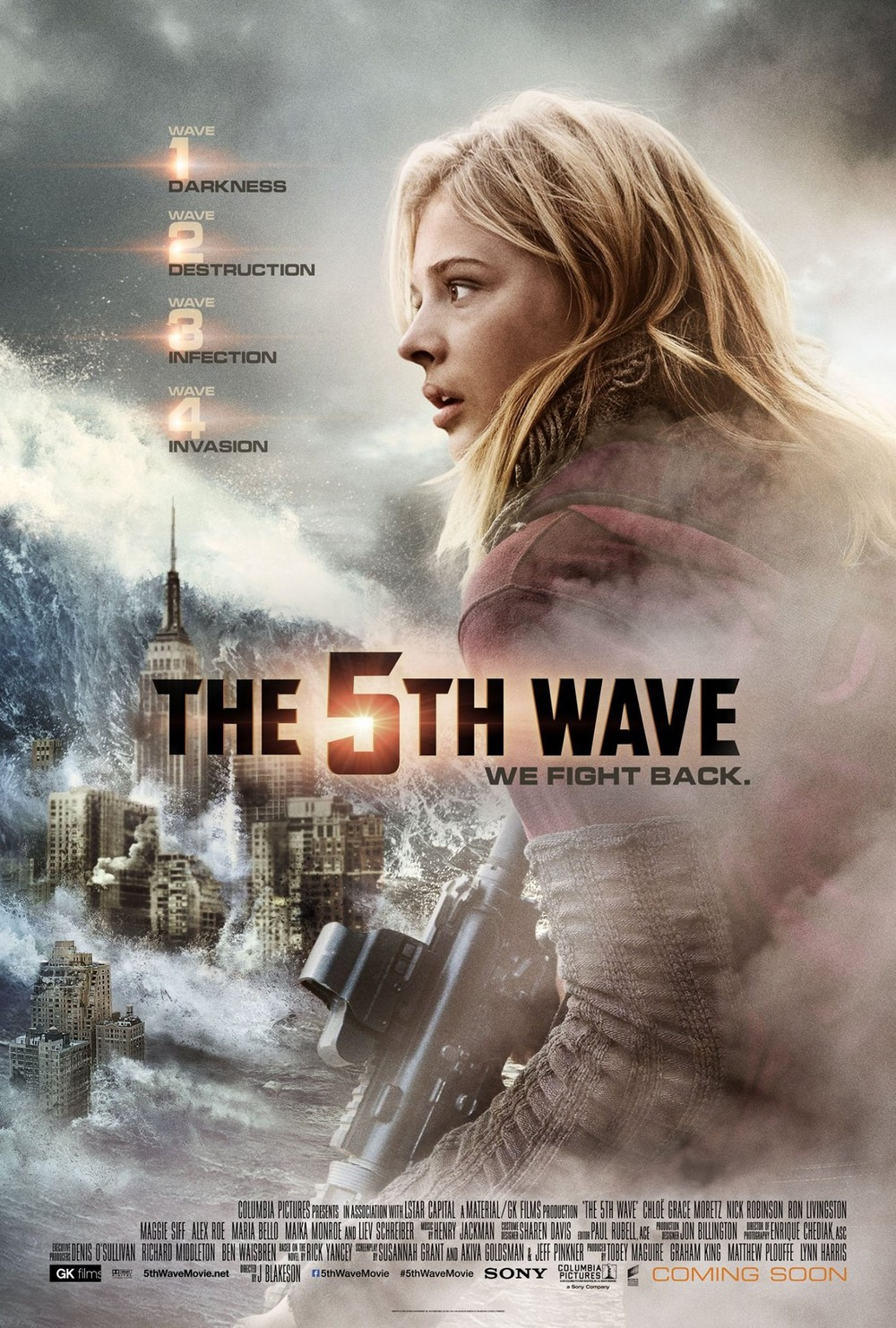Book-to-movie review: the 5th wave | read. Breathe. Relax.