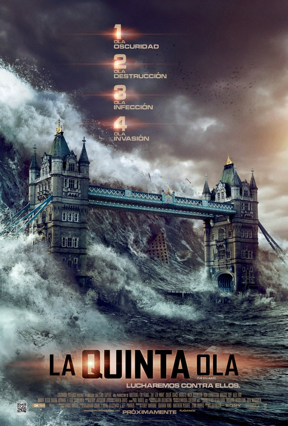 Download Film 5th Wave 2016
