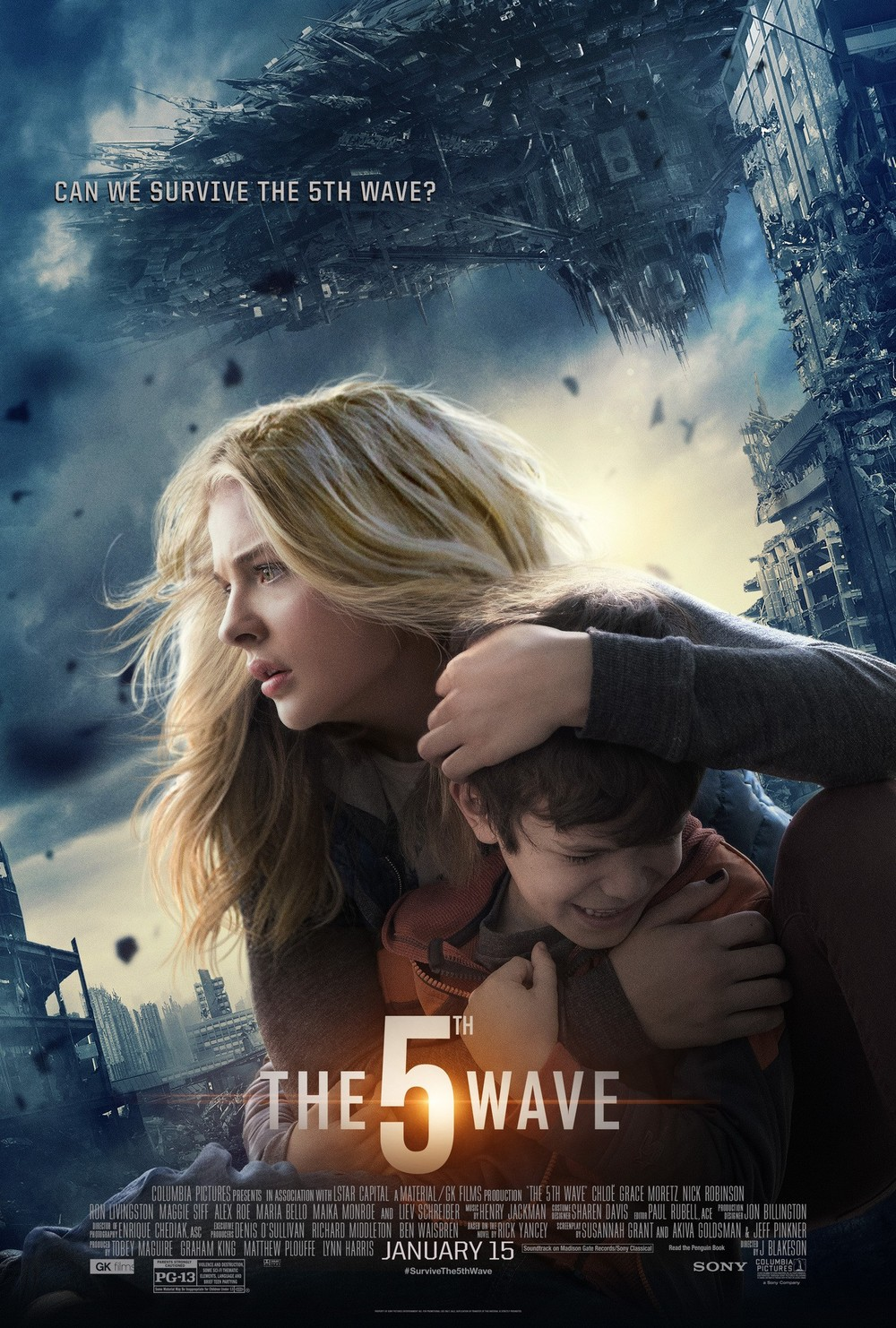 The 5th Wave DVD Relea...