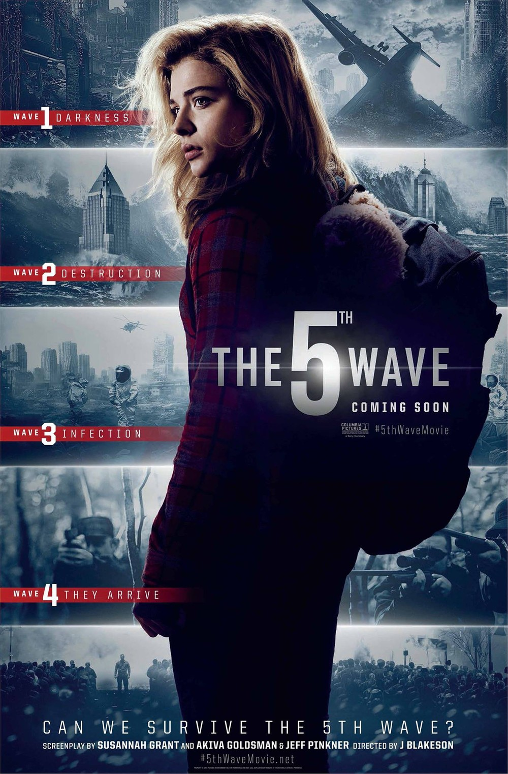 The 5th Wave () cast and crew credits, including actors, actresses, directors, writers and more.
