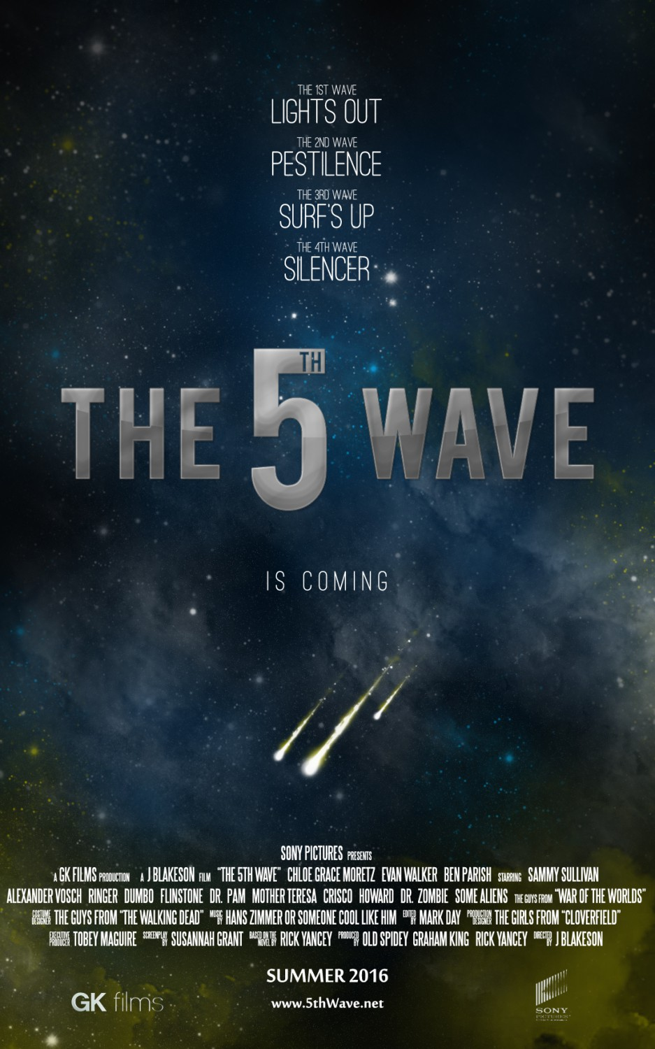 film the 5th wave full movie
