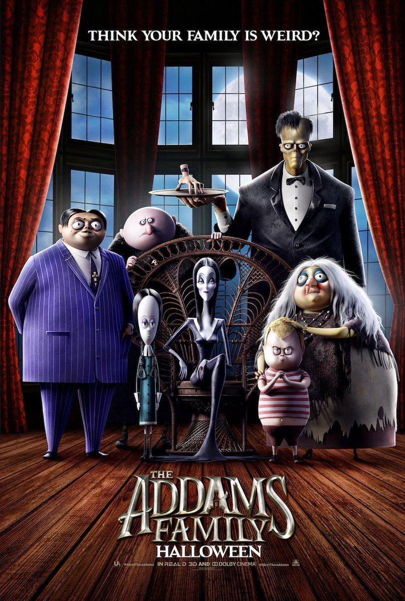 Halloween 2020 Dvd Release 2019 The Addams Family DVD Release Date | Redbox, Netflix, iTunes, Amazon