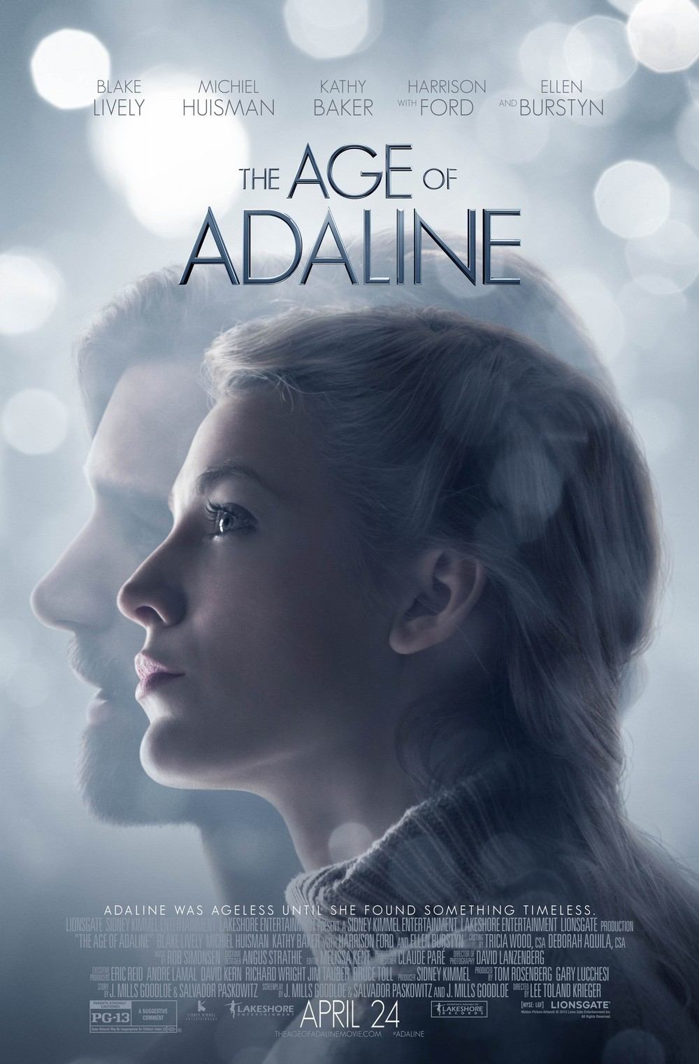 The Age of Adaline DVD...