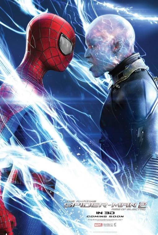 Afbeeldingen van Amazing Spider Man Blu Ray