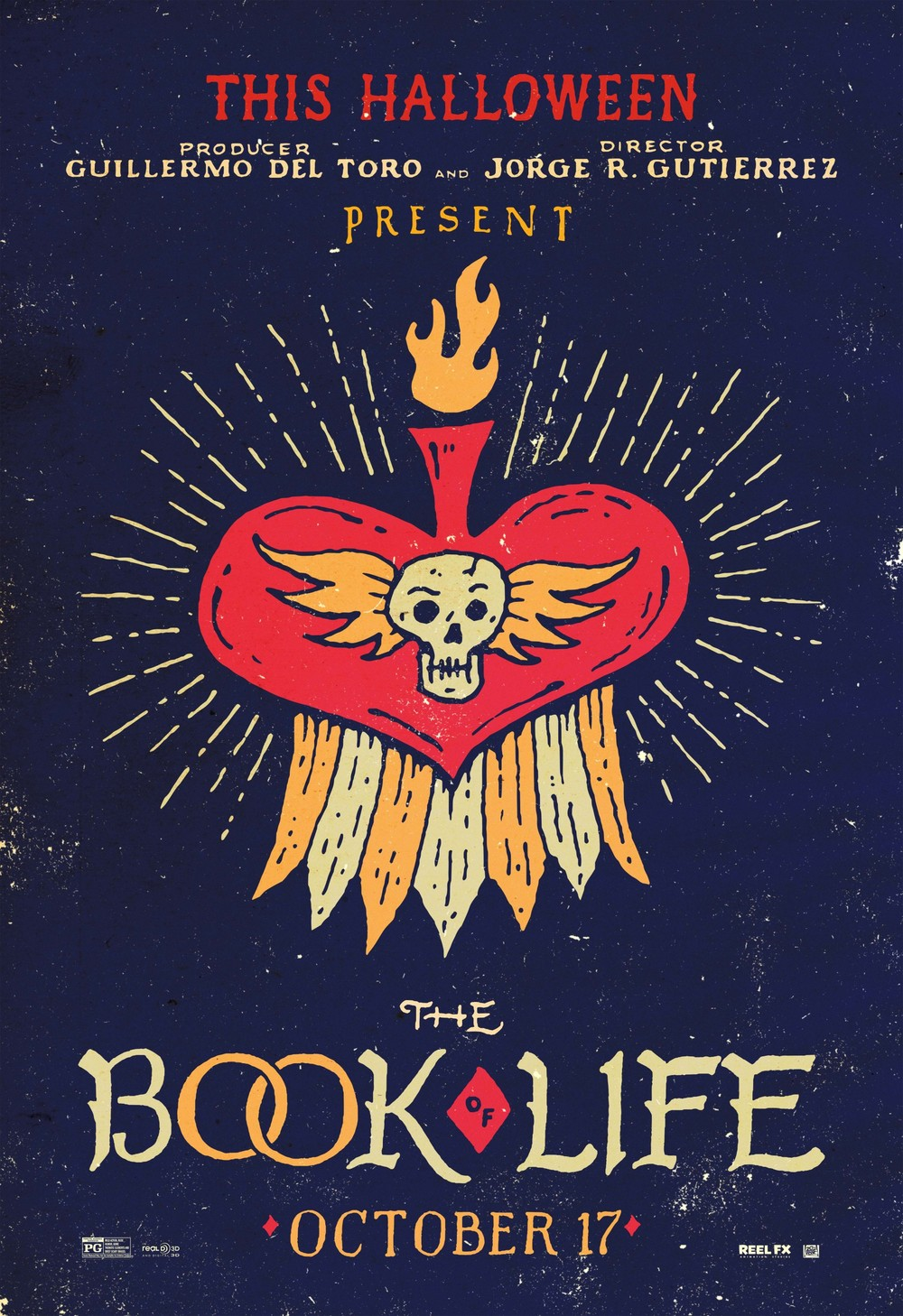 The Book of Life DVD Release Date   Redbox, Netflix