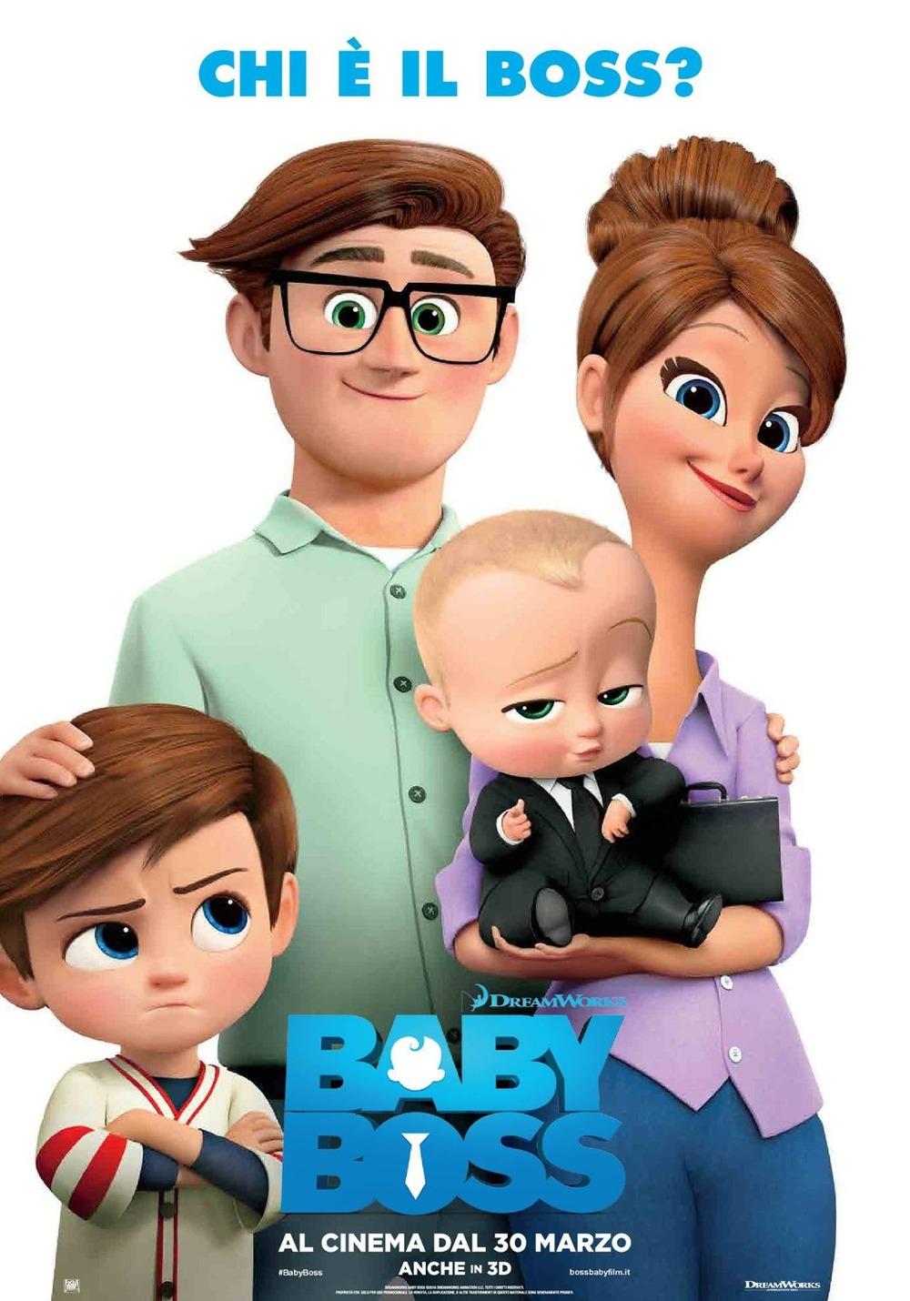 baby boss film
