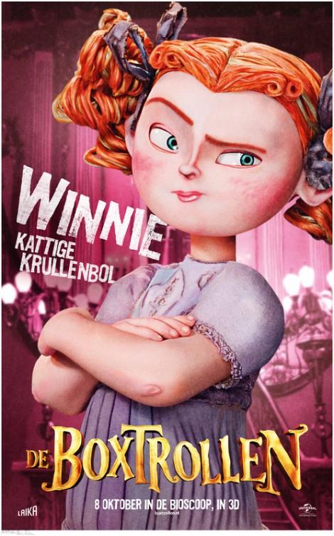 The Boxtrolls DVD Release Date | Redbox, Netflix, iTunes