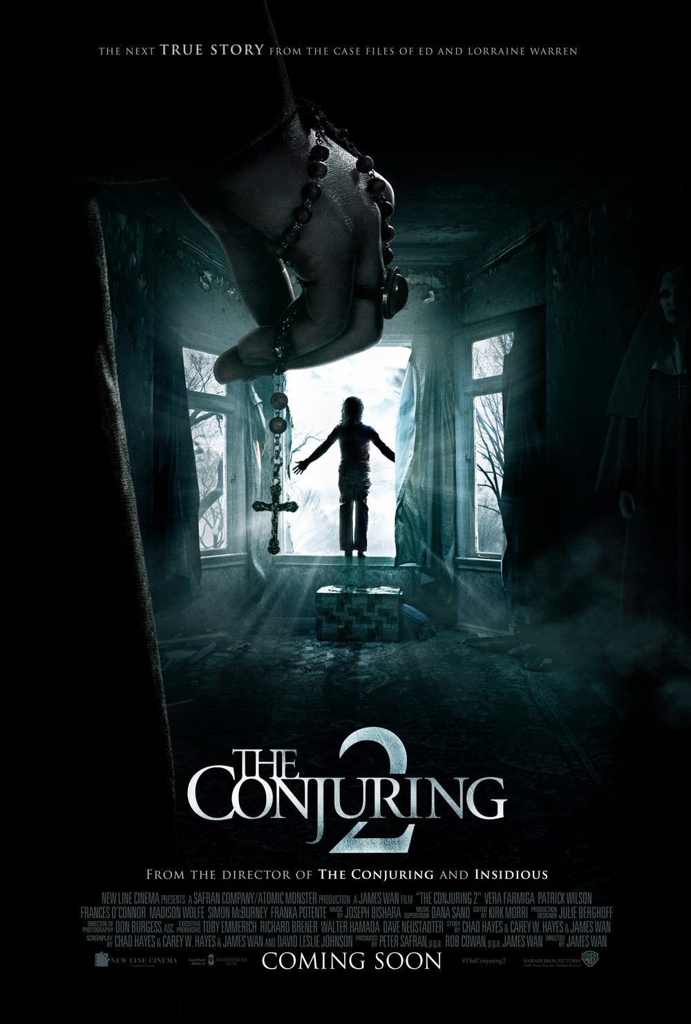 Conjuring 2 release date in Sydney