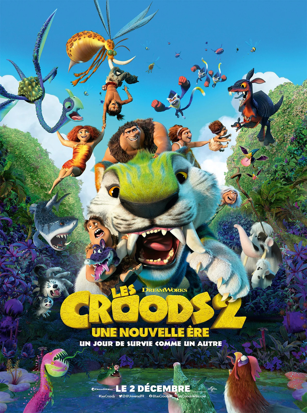 The Croods: A New Age DVD Release Date | Redbox, Netflix