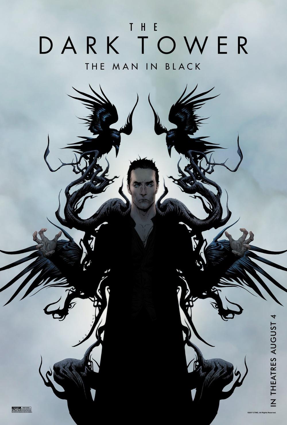 The Dark Tower DVD Release Date | Redbox, Netflix, iTunes ...