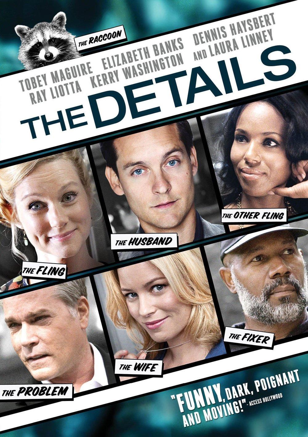 The Details DVD Release Date | Redbox, Netflix, iTunes, Amazon