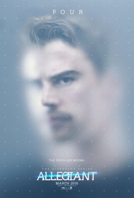 Allegiant movie release date in Brisbane