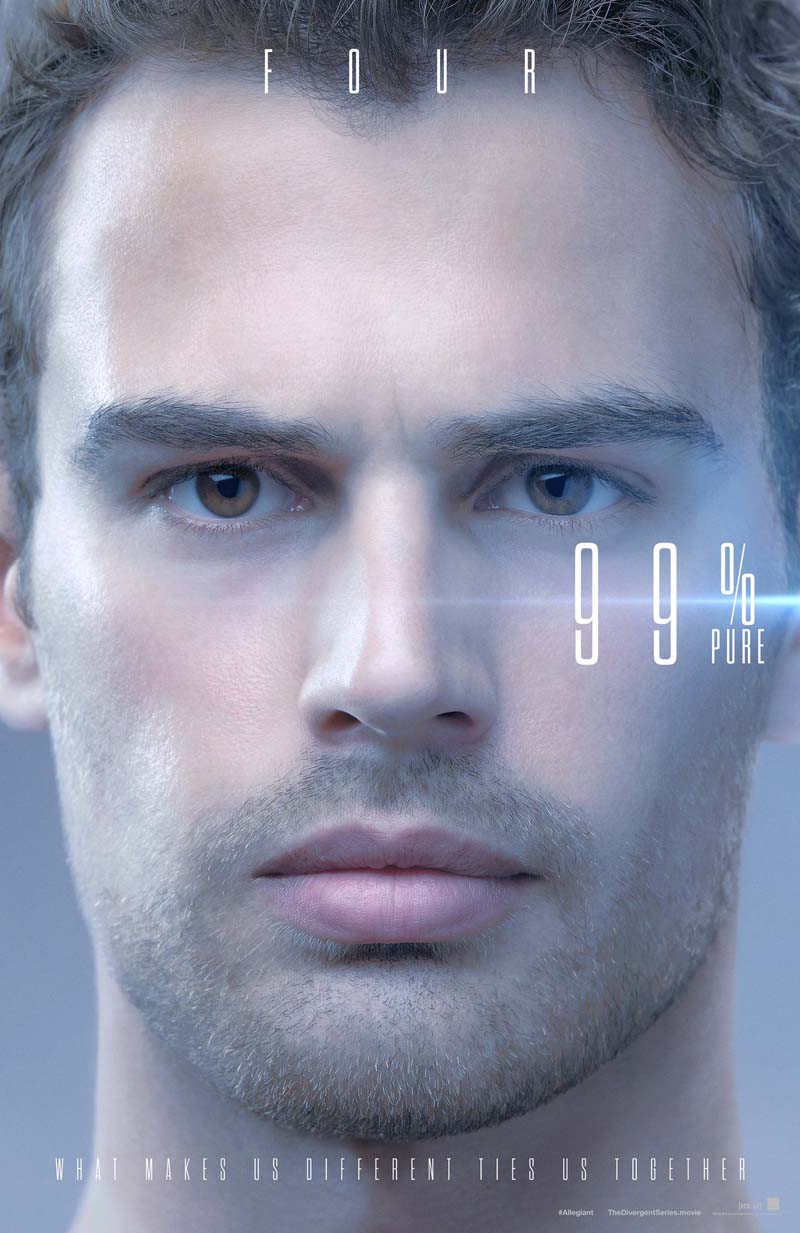 The Divergent Series: Allegiant DVD Release Date