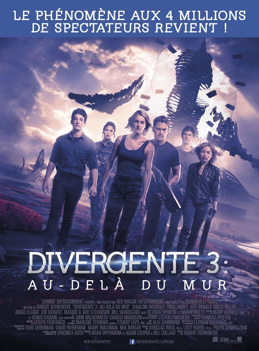 Divergent movie release date