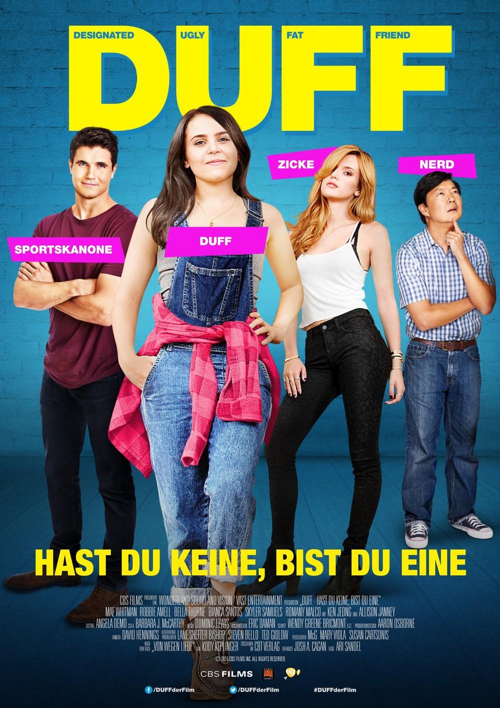 38e031e353c082 The DUFF DVD Release Date
