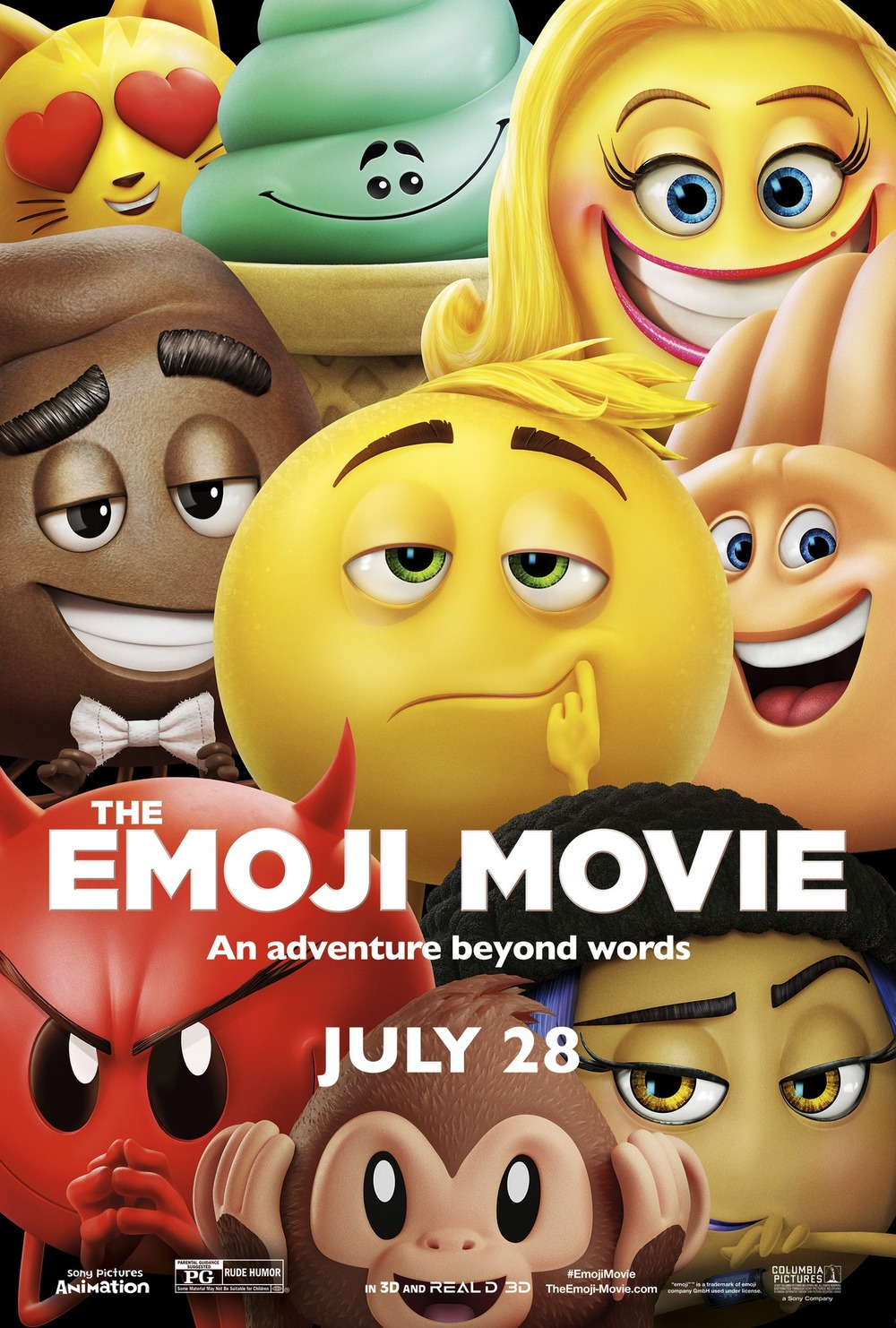 Emoji The Movie