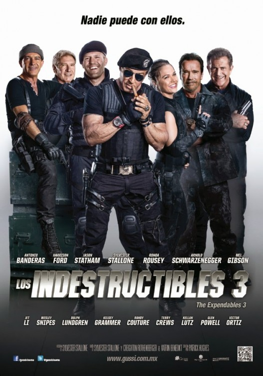 The Expendables 3 DVD ...