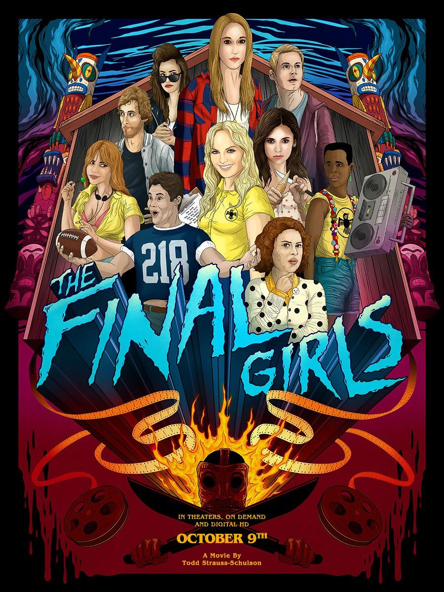 The Final Girl Trailer Deutsch