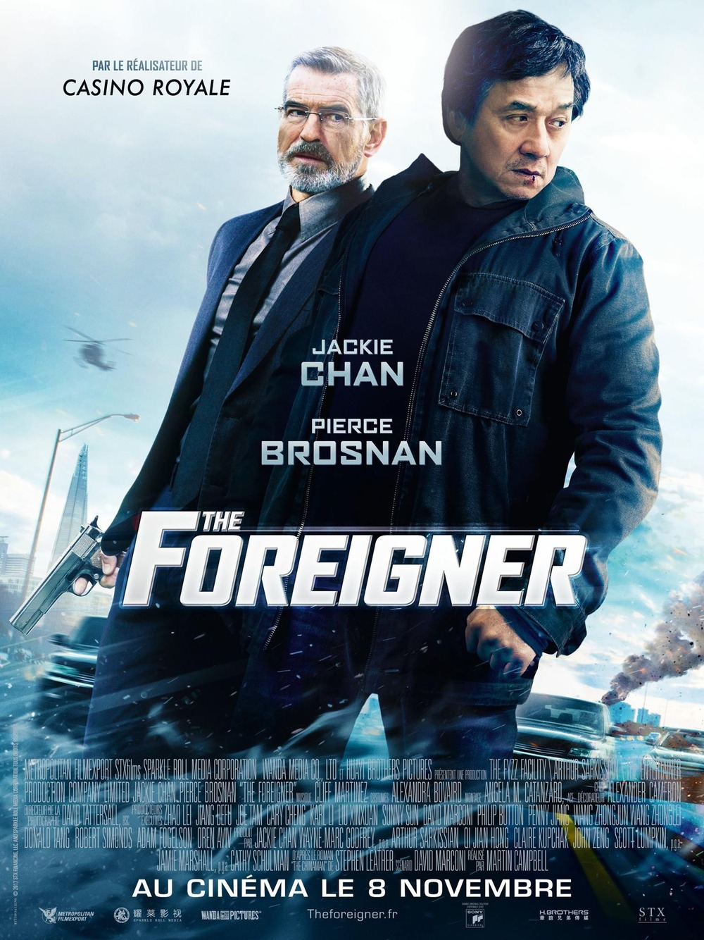 The Foreigner DVD Release Date | Redbox, Netflix, iTunes ...
