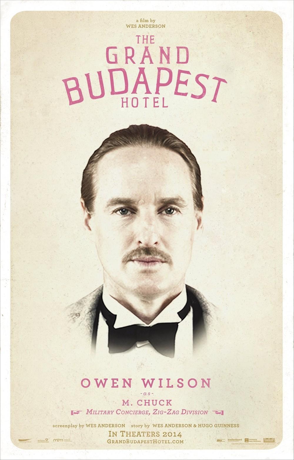 The Grand Budapest Hotel Dvd Release Date Redbox