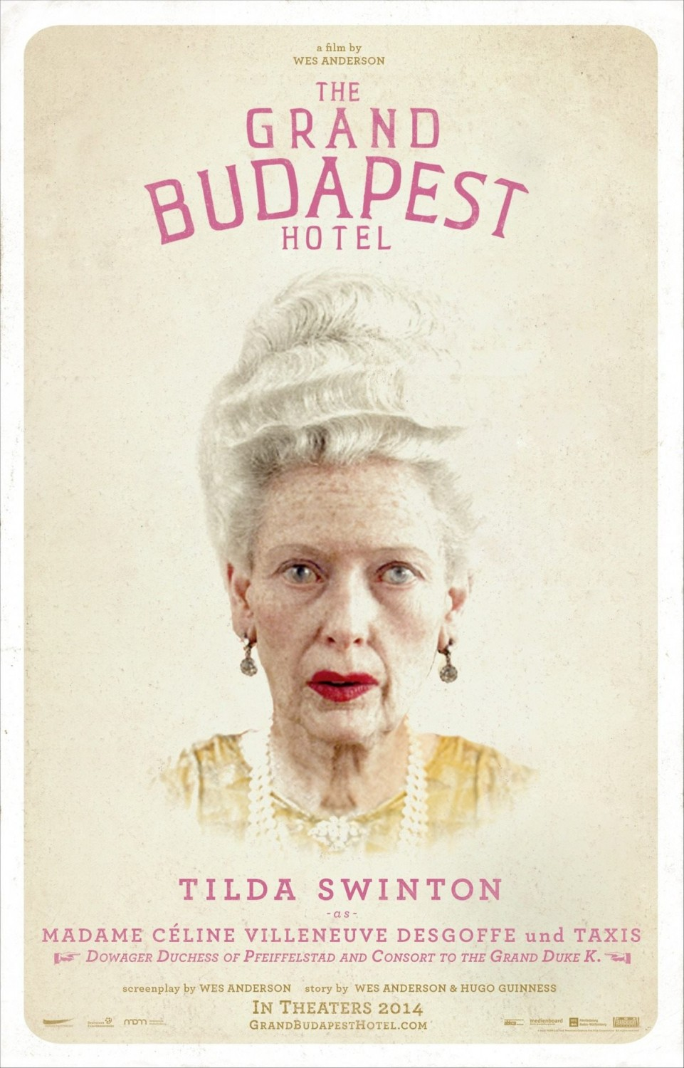 The Grand Budapest Hotel Release Date