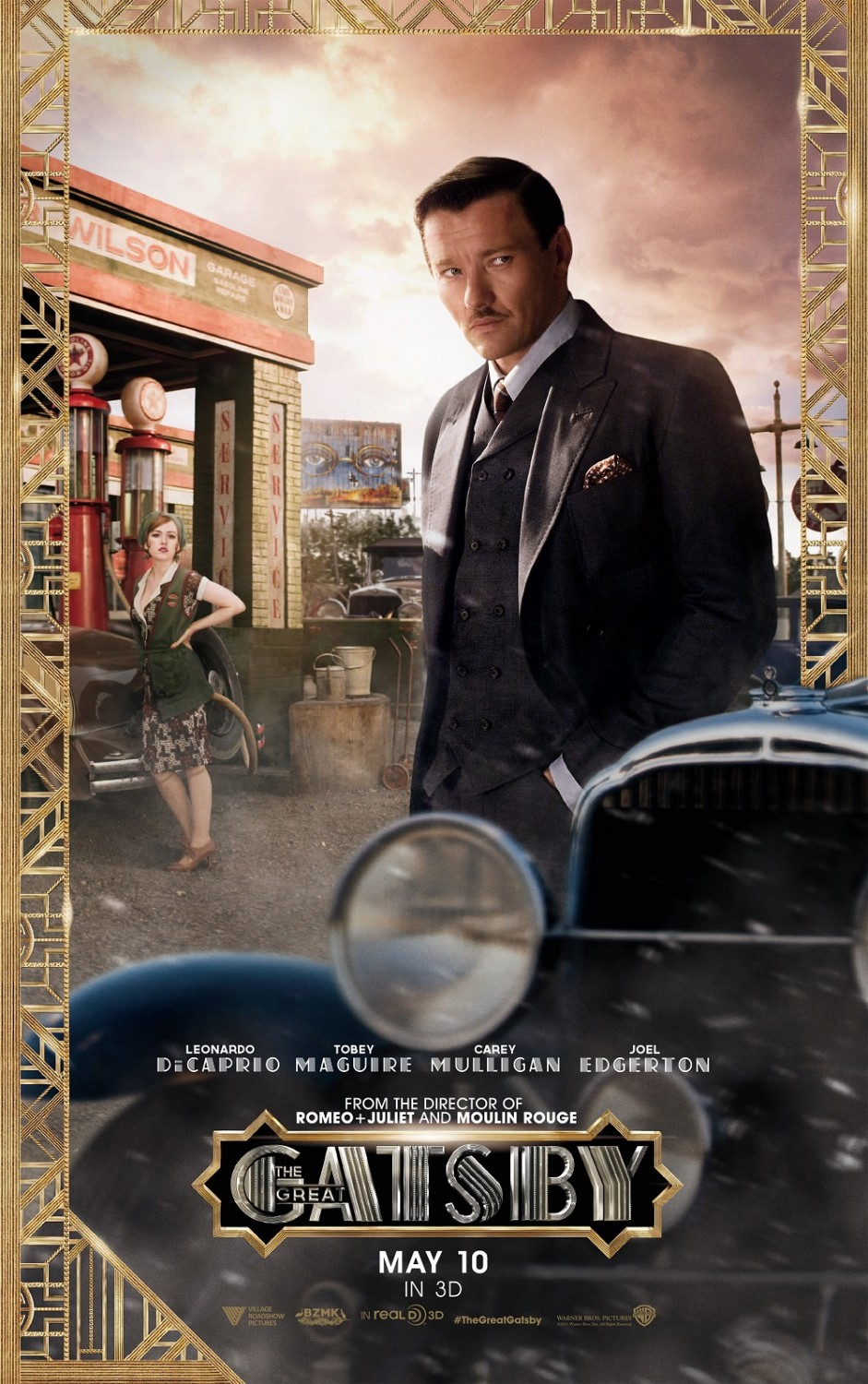 The Great Gatsby DVD Release Date | Redbox, Netflix ... The Great Gatsby 2013 Poster