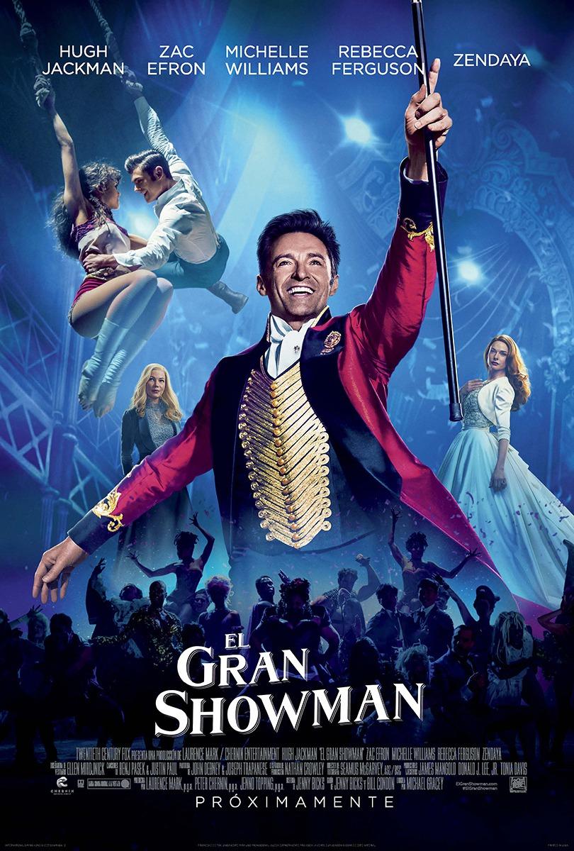 The Greatest Showman Netflix