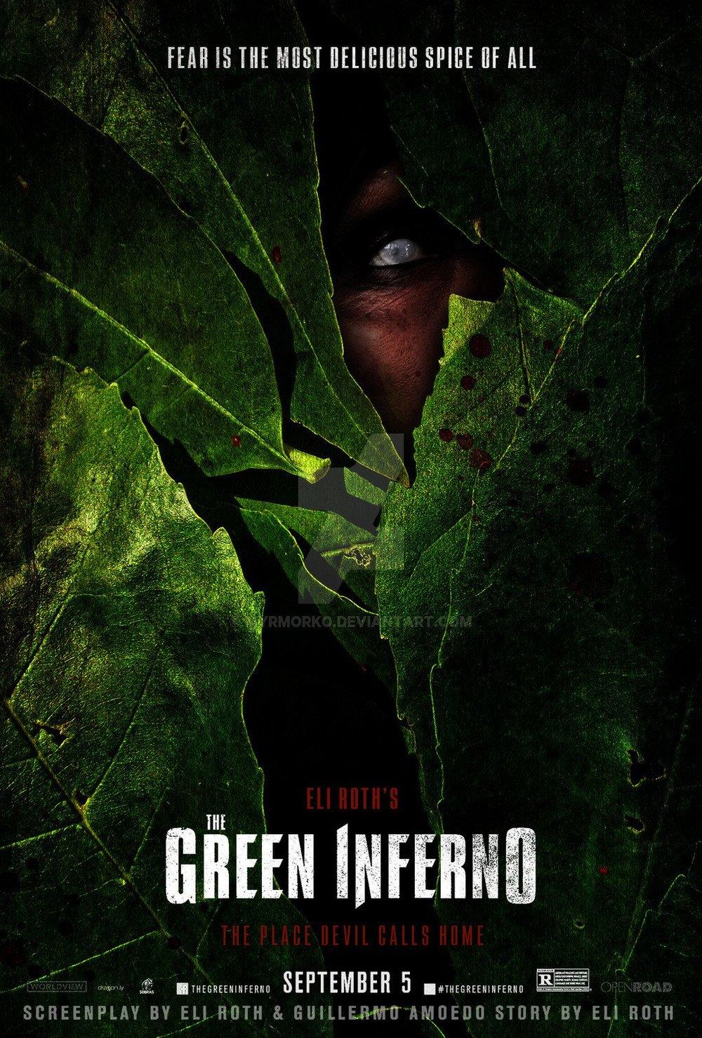 the green inferno dvd release date redbox netflix