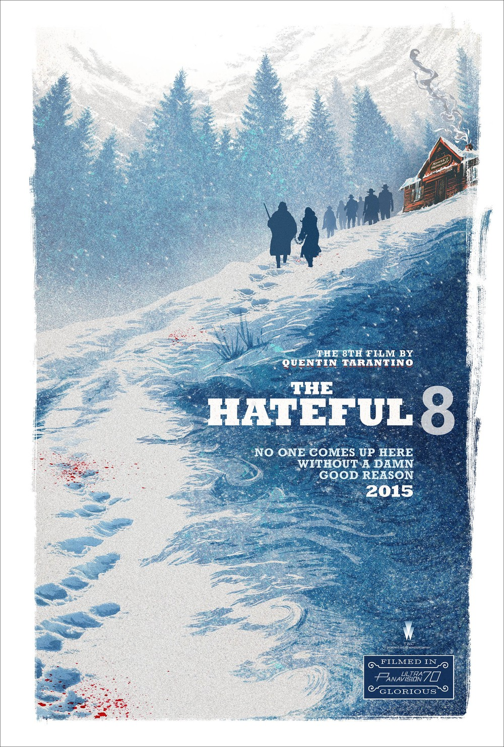 Hateful 8 Netflix