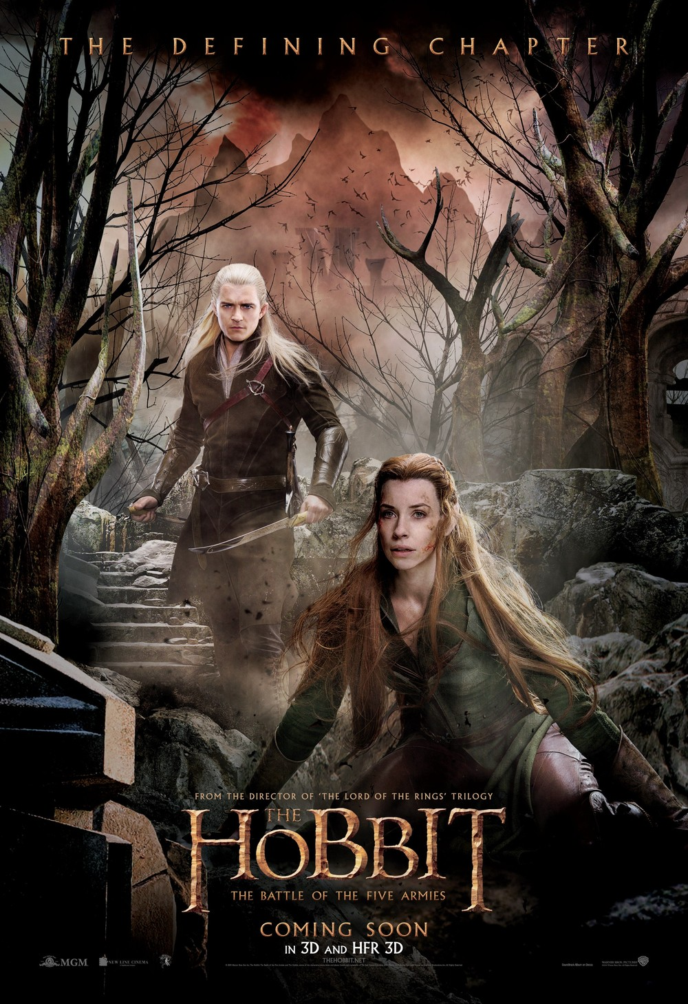 the hobbit the battle of the five armies dvd release date