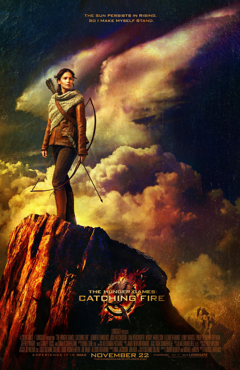 The Hunger Games: Catching Fire DVD Release Date | Redbox ...