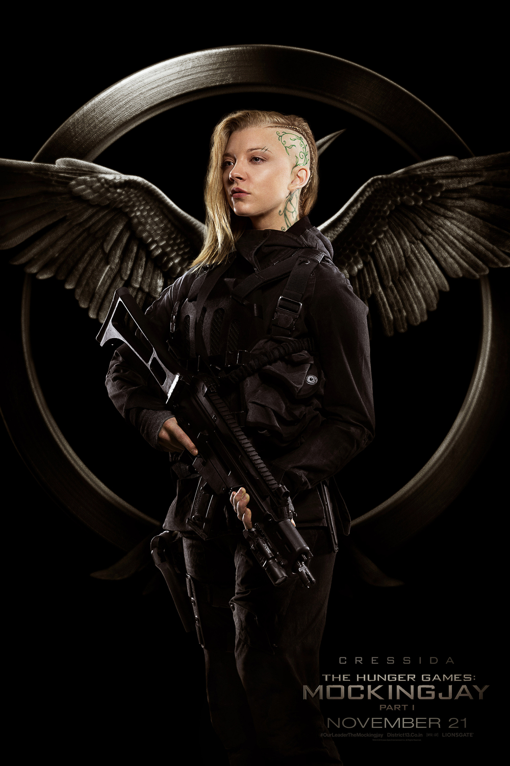 The Hunger Games: Mockingjay - Part 1 (2014) - IMDb