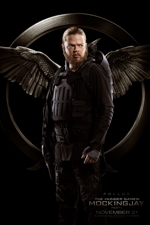 The Hunger Games: Mock...