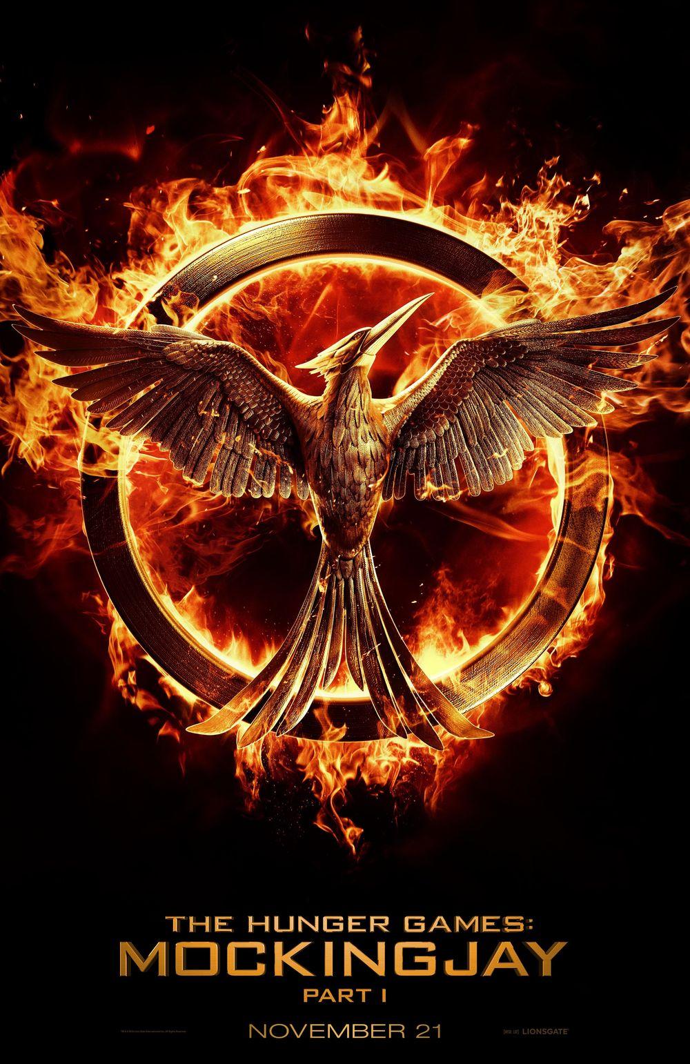The Hunger Games: Mockingjay - Part 1 (2014) - IMDb