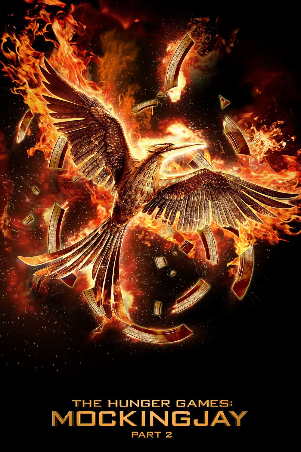 The Hunger Games: Mockingjay Part 1,' 'Part 2' Get Release Date