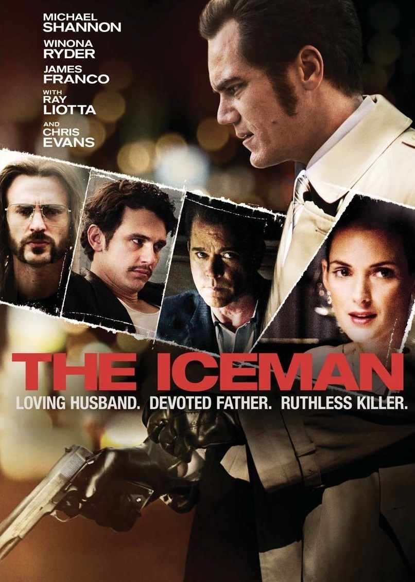 The Iceman DVD Release...