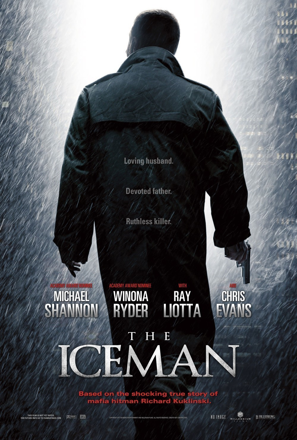 iceman dvd release date redbox netflix itunes amazon