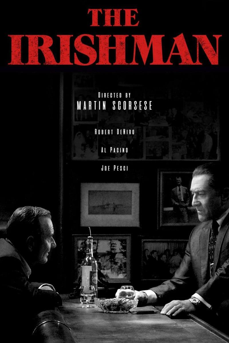 The Irishman Dvd