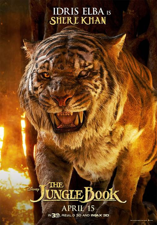 The jungle book movie release date in Brisbane