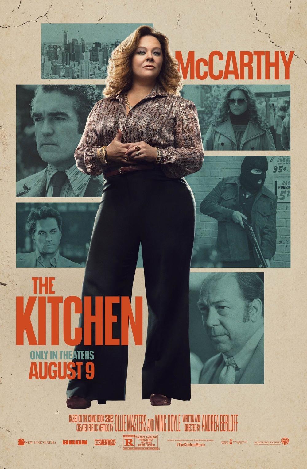 movie 2019 on dvd The Kitchen DVD Release Date Redbox Netflix ITunes Amazon