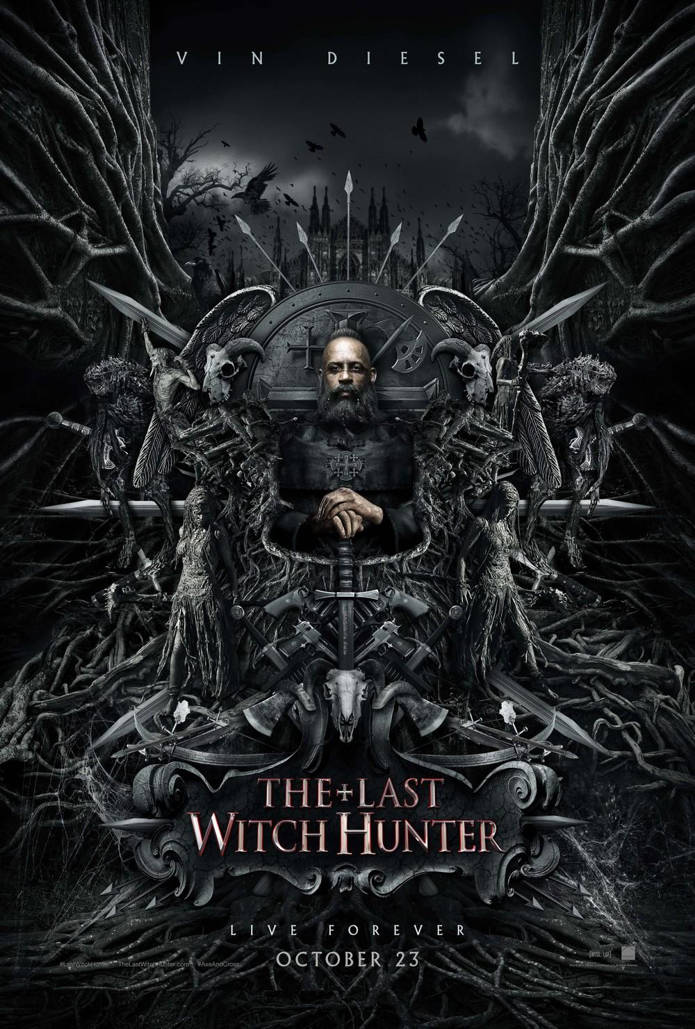 The Last Witch Hunter Netflix