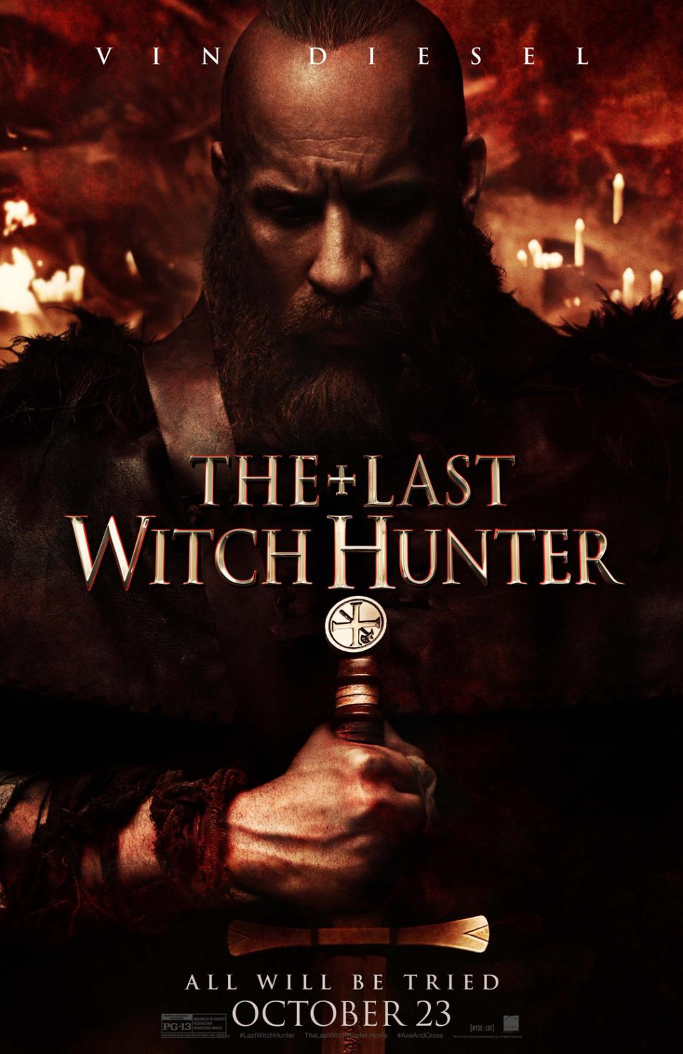 The Last Witch Hunter German Stream