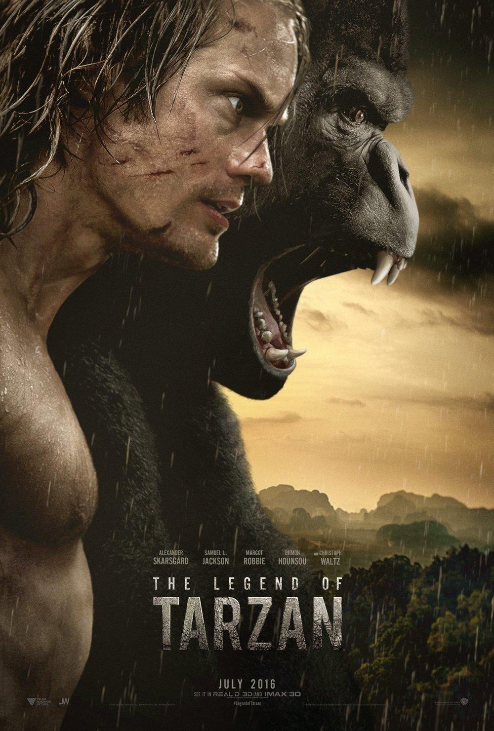 The Legend Of Tarzan Netflix