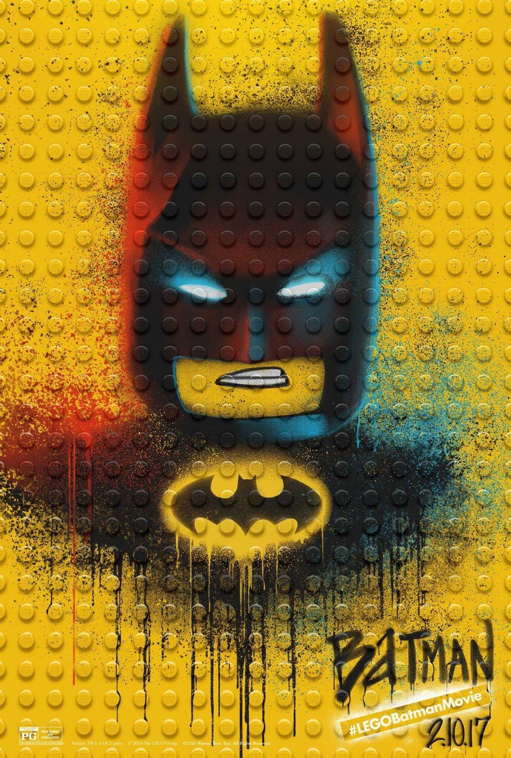 Lego Batman Movie Netflix