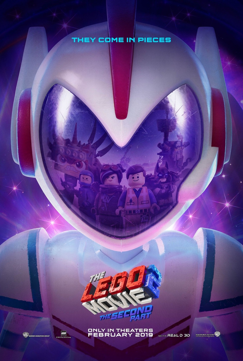 The Lego Movie 2: The Second Part DVD Release Date | Redbox