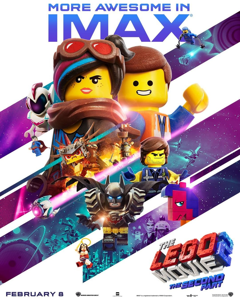 The Lego Movie 2 The Second Part Dvd Release Date Redbox Netflix