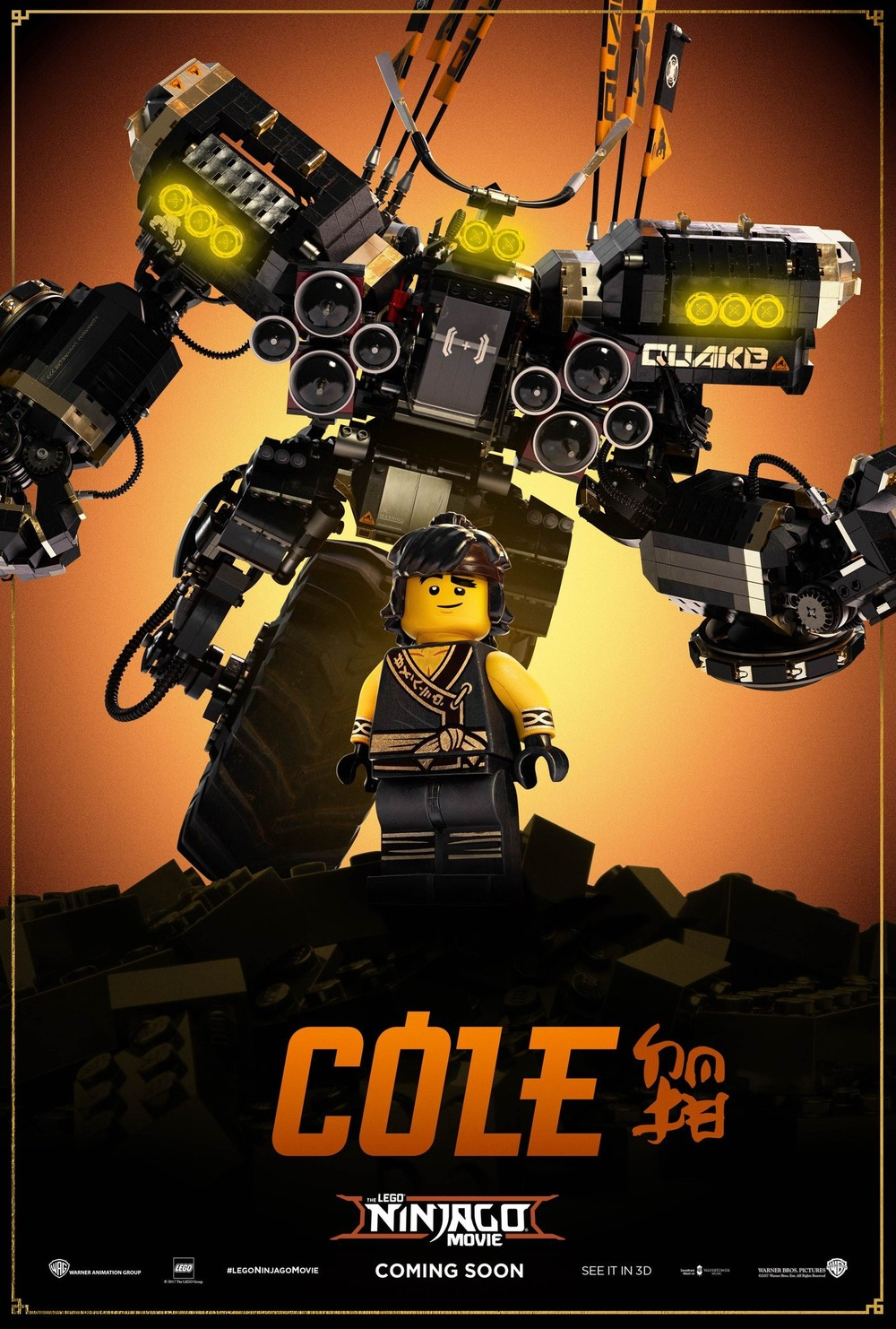 The lego ninjago movie dvd release date redbox netflix itunes amazon - Ninja ninjago ...