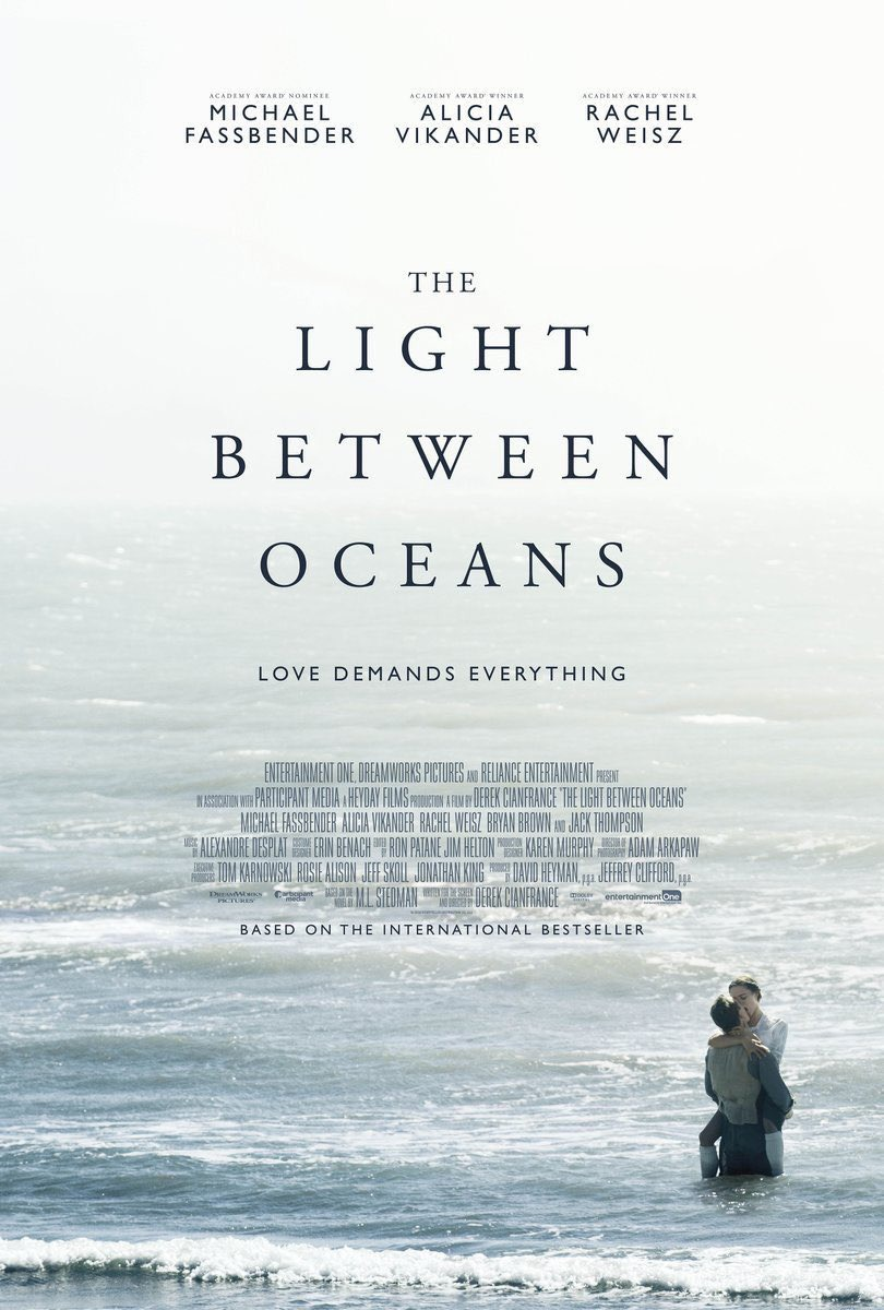 The Light Between Oceans Dvd Release Date Redbox