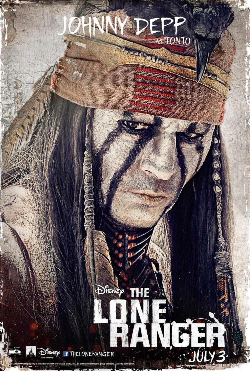 Lone Ranger Besetzung